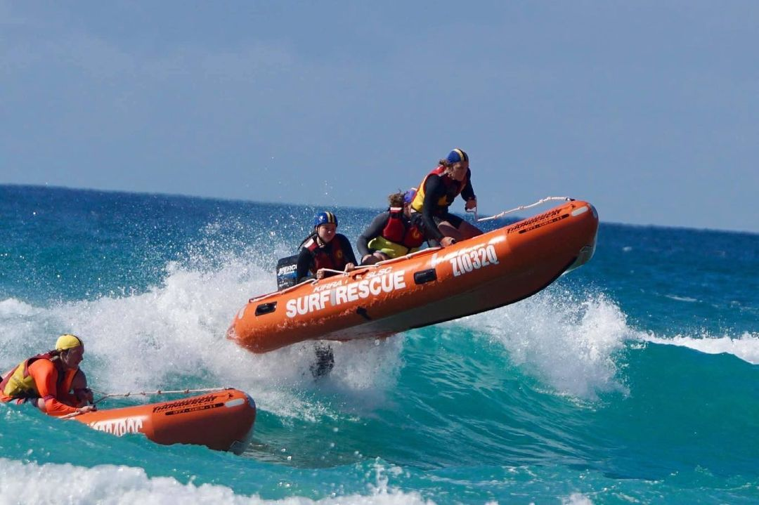 Mercury Outboard gives Kirra SLSC the winning edge